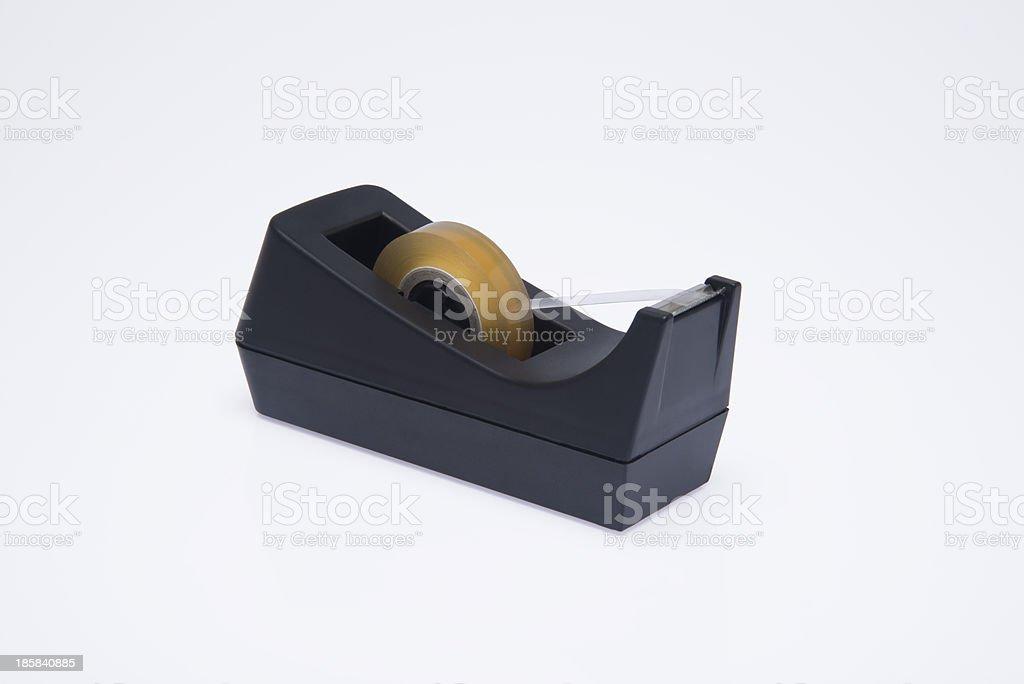 Adhesive Tape Dispenser stock photo