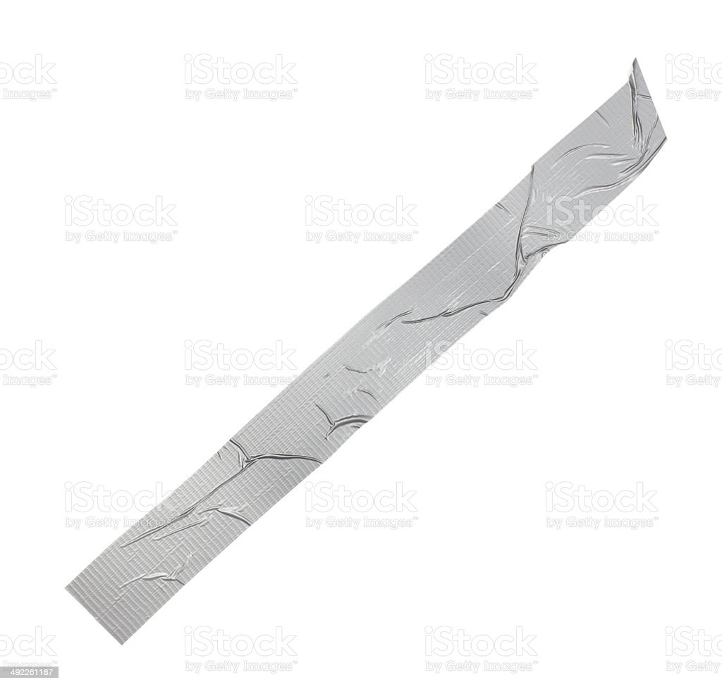 adhesive tape stick piece stock photo