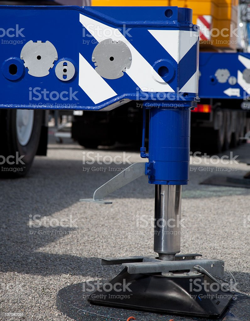 adjustable support royalty-free stock photo