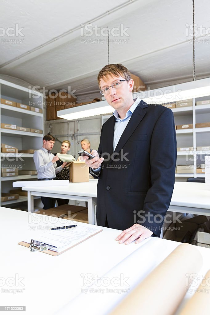 Administration royalty-free stock photo