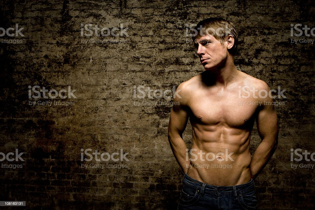 adonis royalty-free stock photo