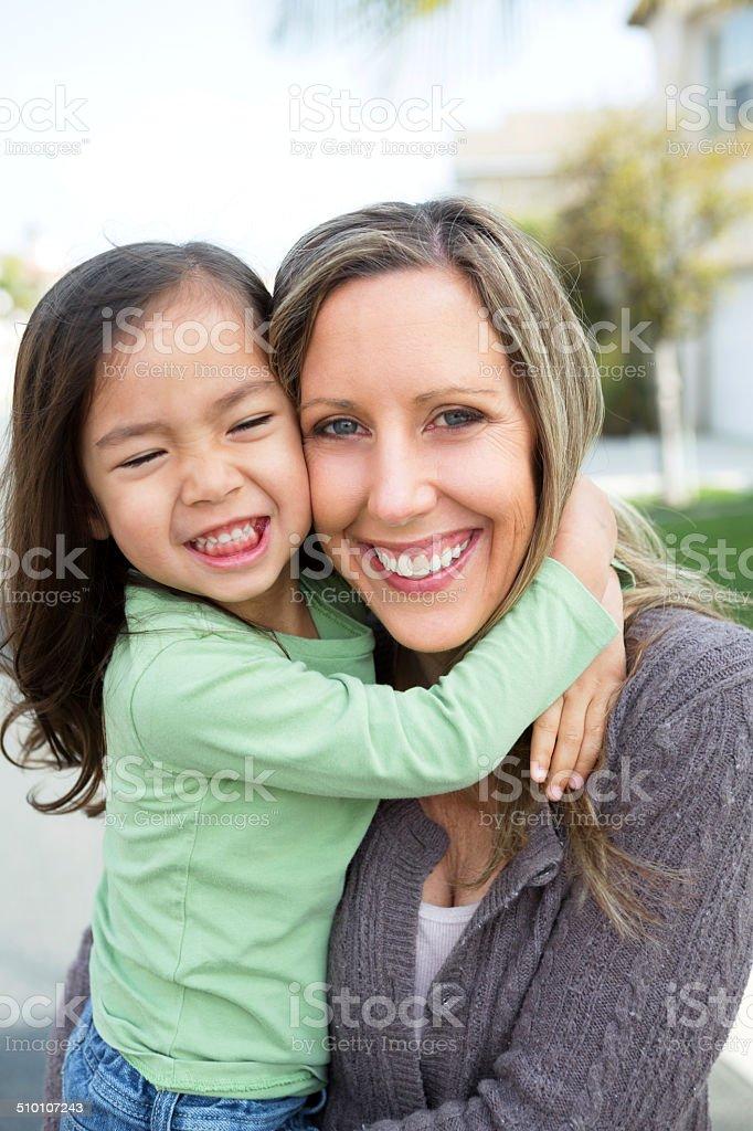 Adoption stock photo