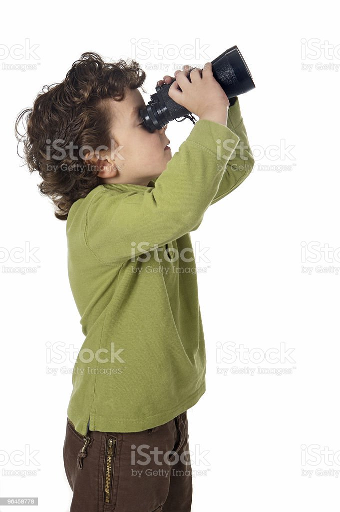 adorable boy royalty-free stock photo