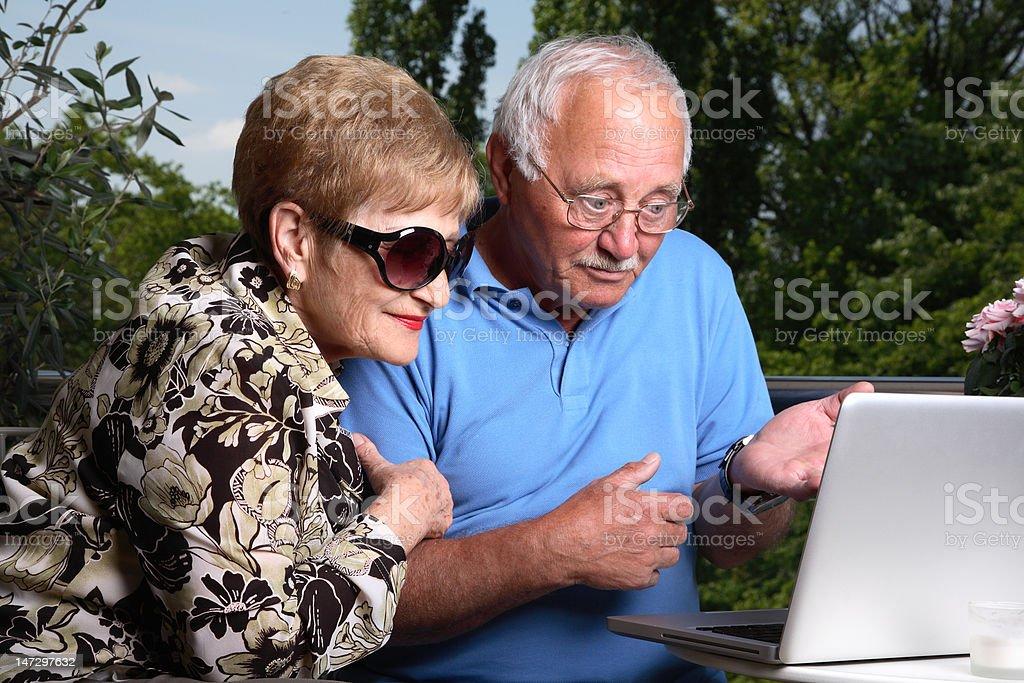 Adorable couple stock photo