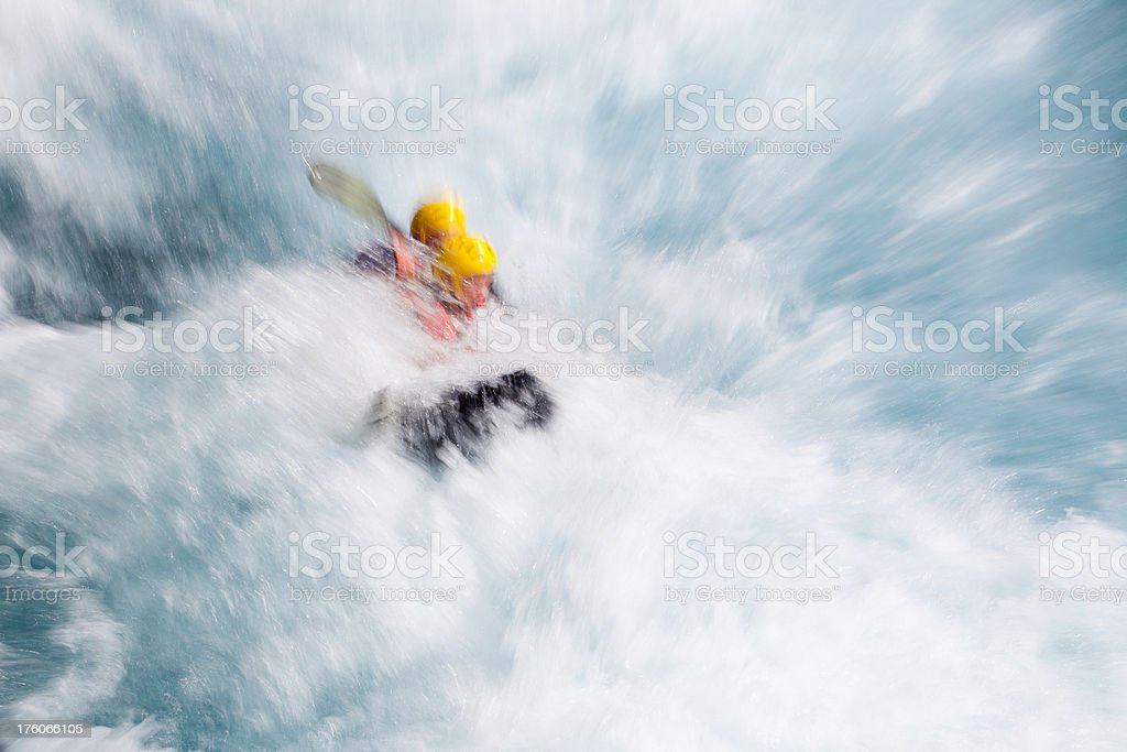 Adrenaline royalty-free stock photo