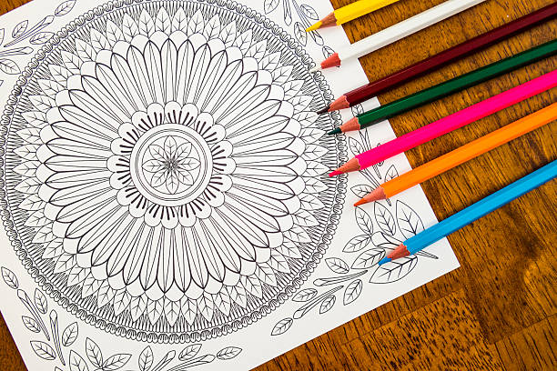 Coloring Book Pictures, Images and Stock Photos - iStock
