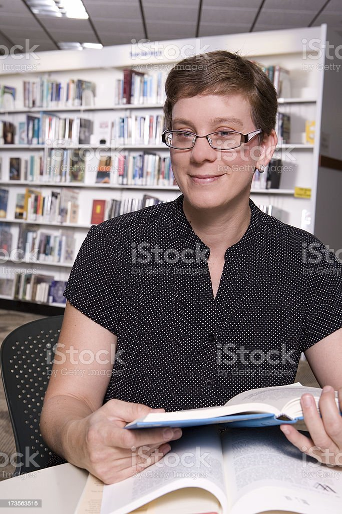 Adult Education Series royalty-free stock photo