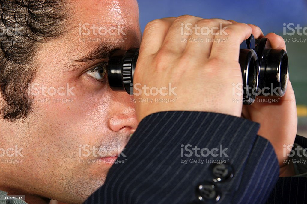 adult man people of vision series royalty-free stock photo