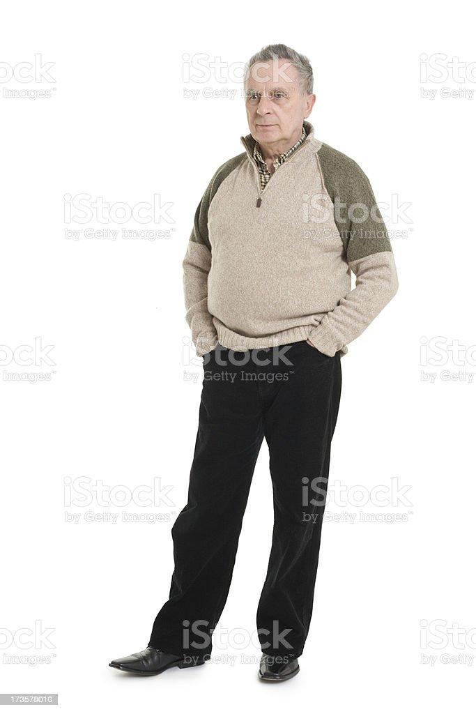 adult man royalty-free stock photo