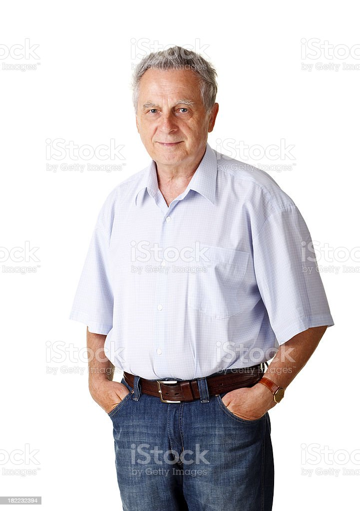 adult man royalty-free stock photo