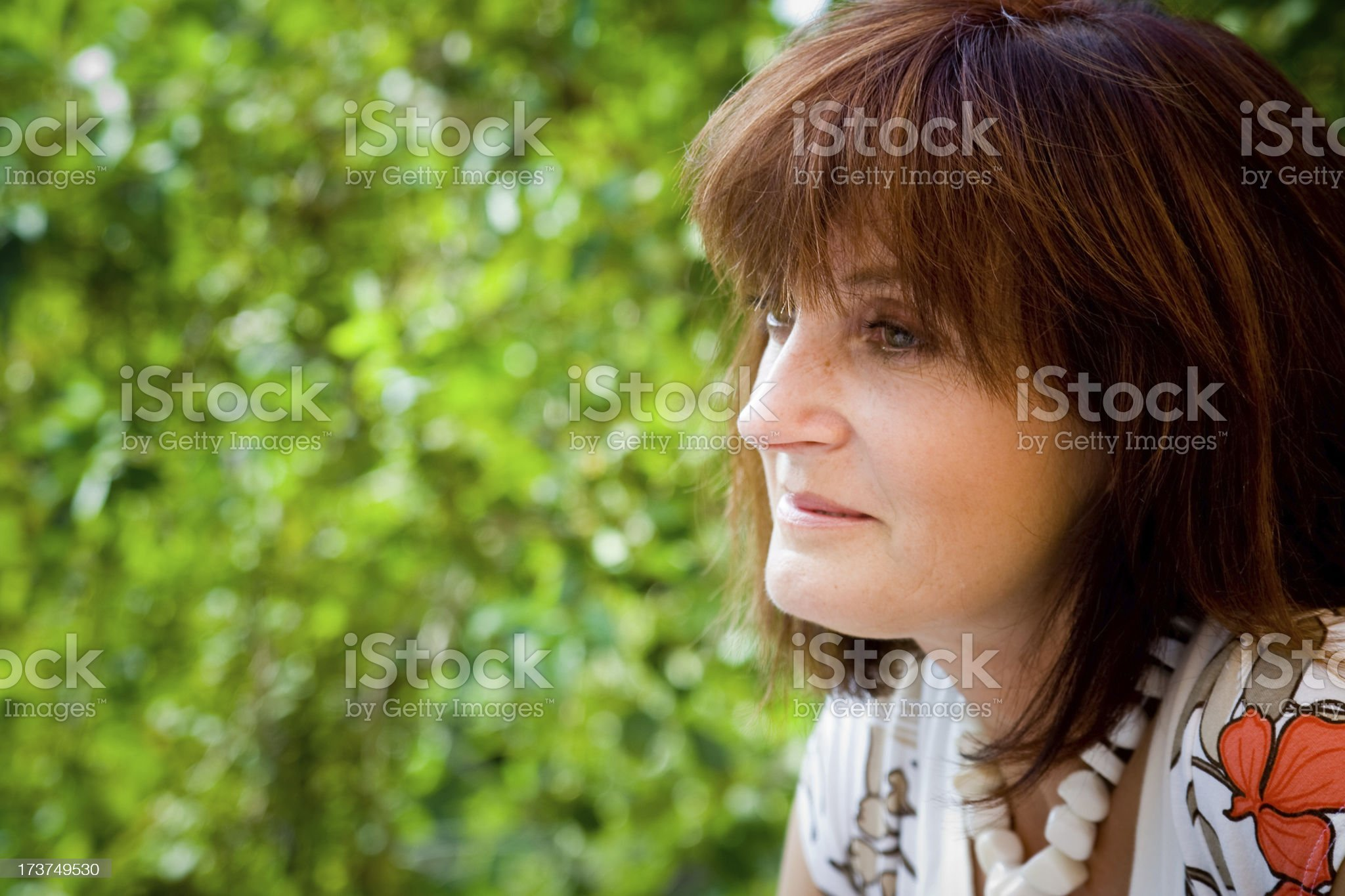 adult woman royalty-free stock photo