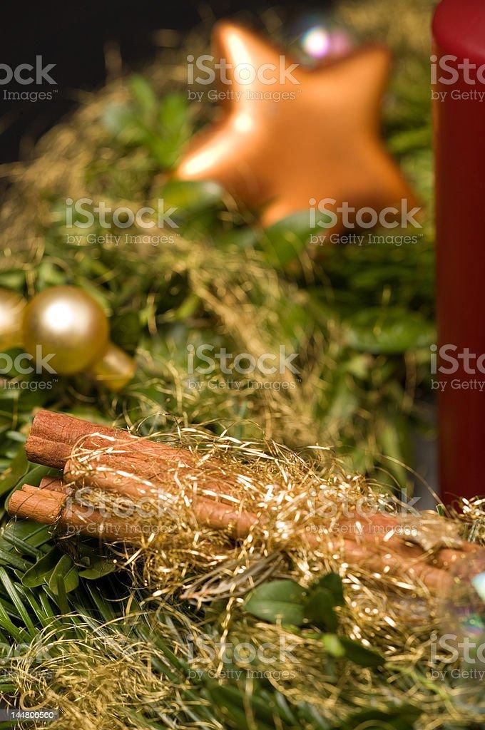 Advent decoration royalty-free stock photo