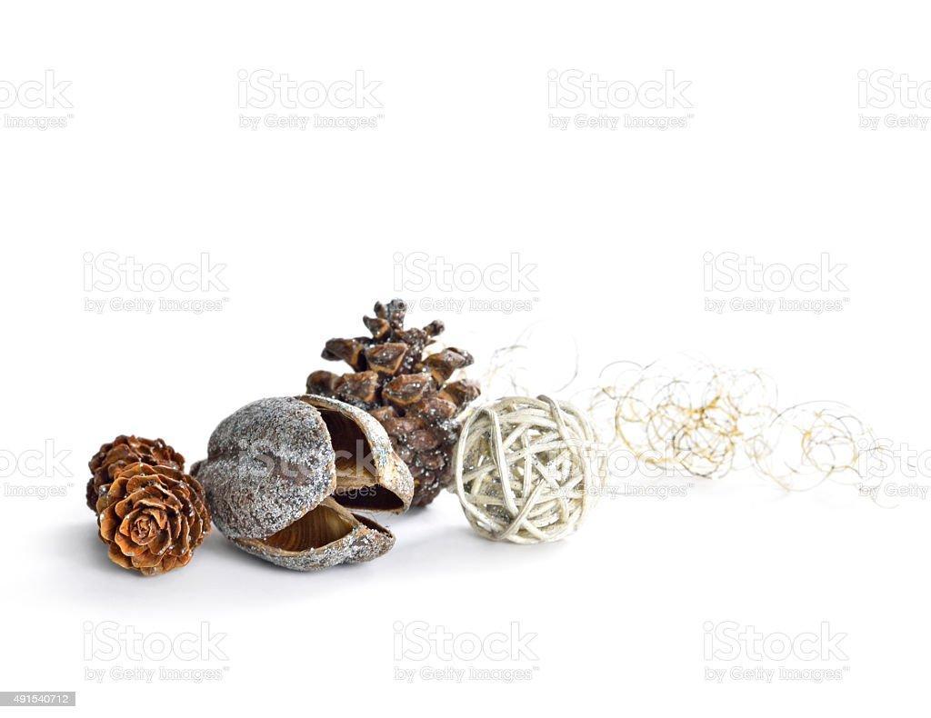 Advent decoration stock photo