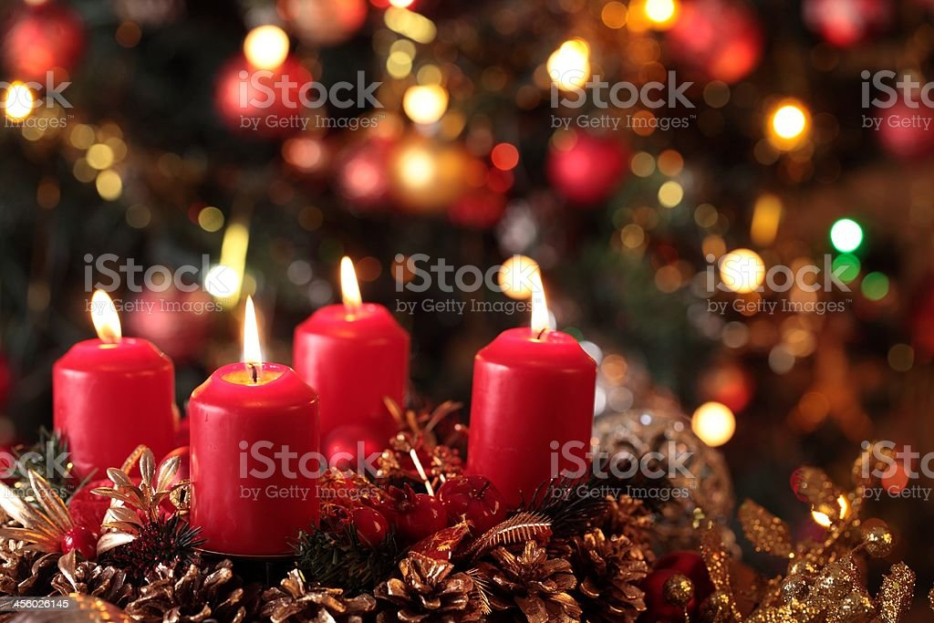 Advent royalty-free stock photo