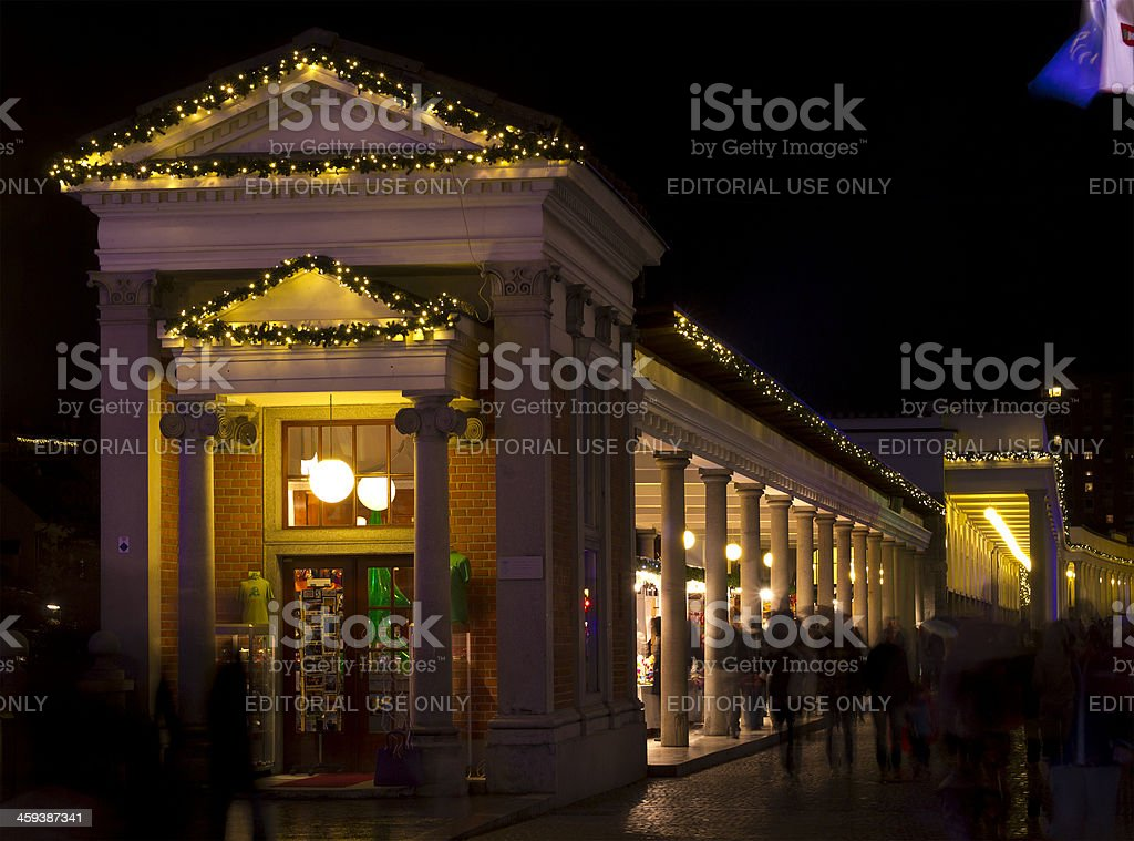 Advent time stock photo