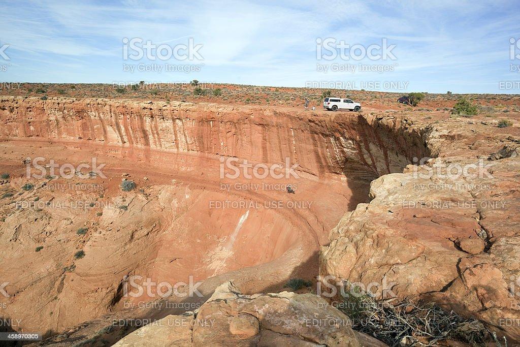 adventure landscape stock photo