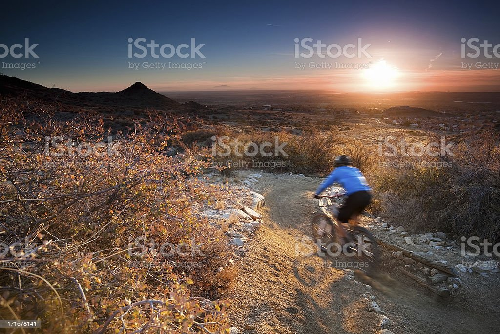 adventure sports landscape royalty-free stock photo