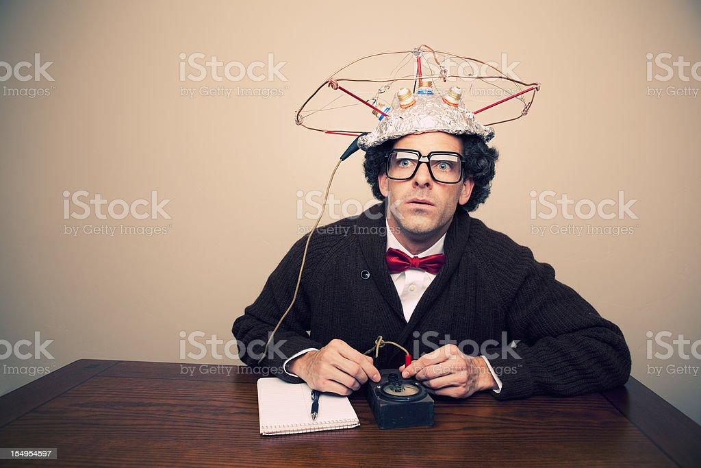 Adventures in Mind Reading stock photo