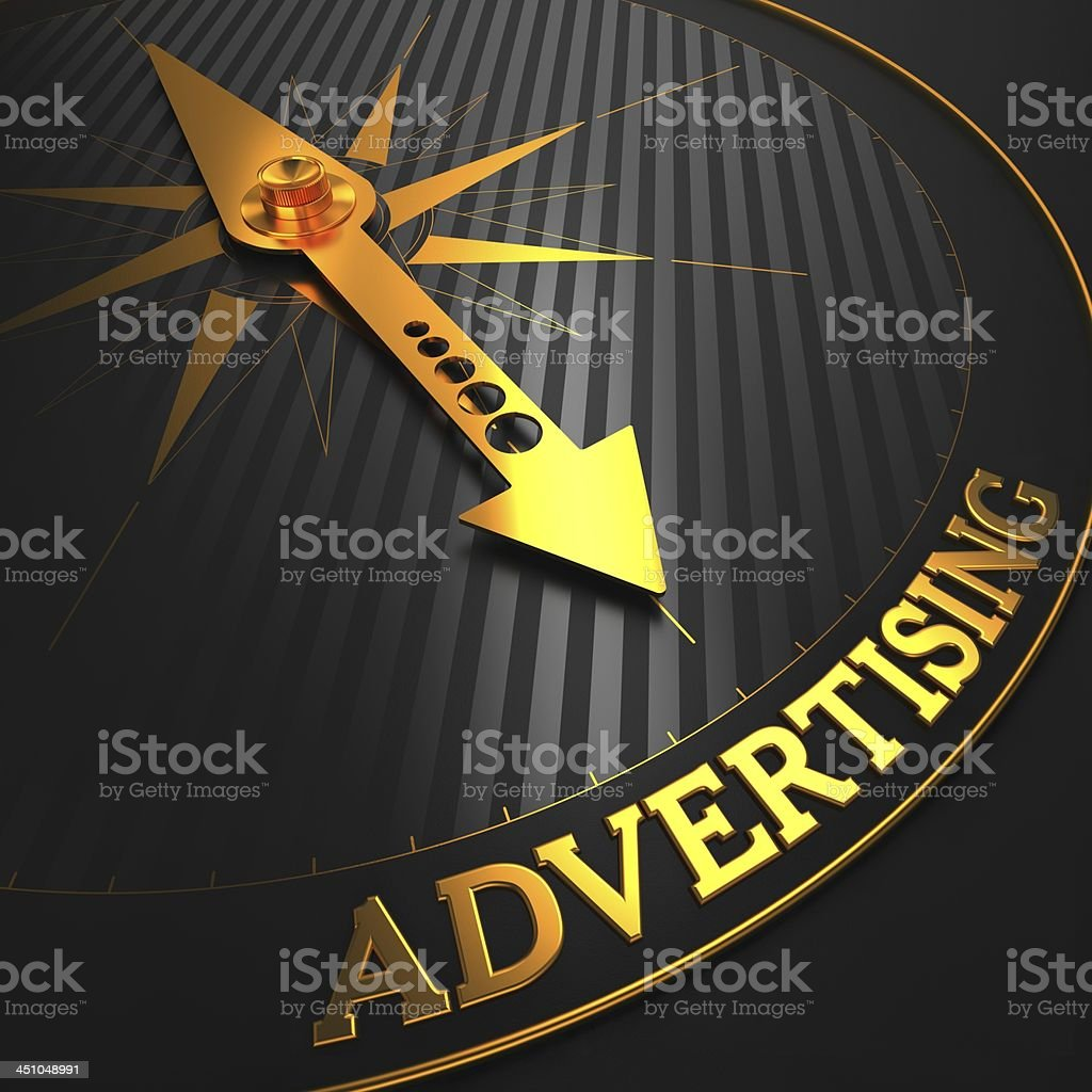 Advertising. Business Background. stock photo