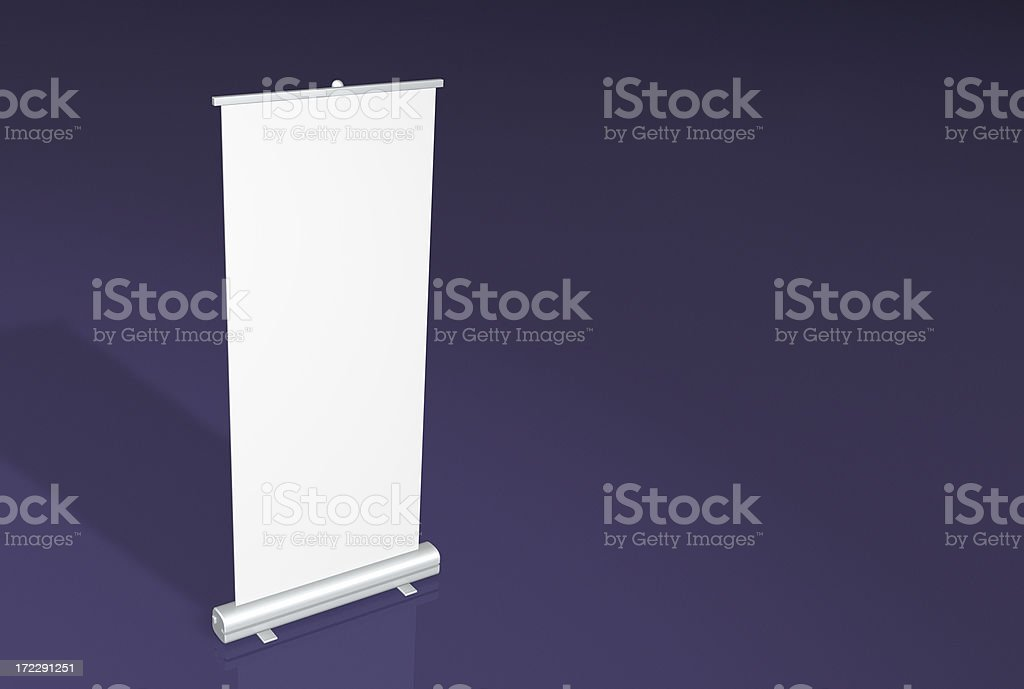 Advertising Display 04 royalty-free stock photo