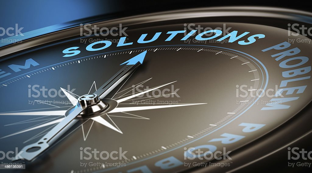 Advice and Support Service Concept stock photo