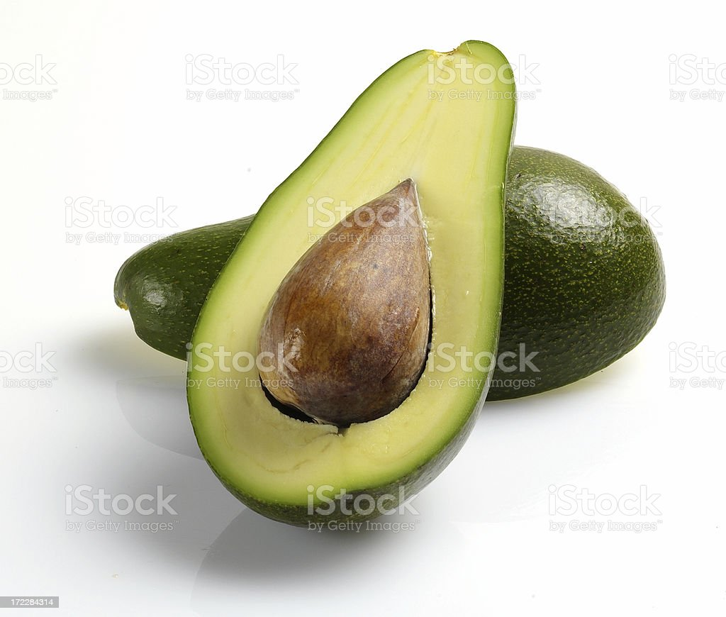 Advocado royalty-free stock photo