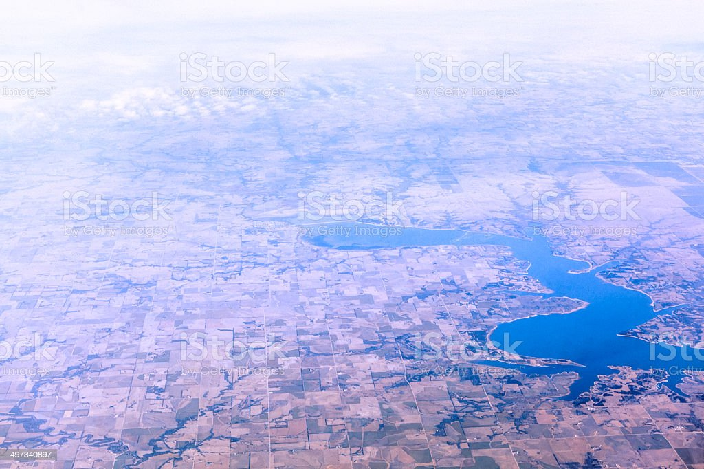Aerial photo. royalty-free stock photo
