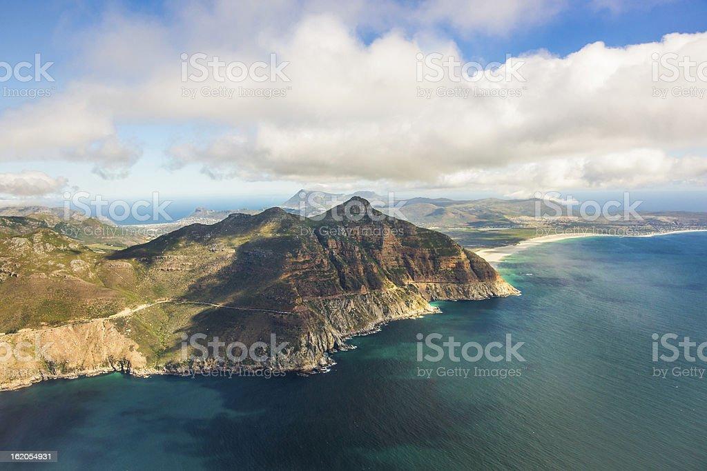 Aerial stock photo