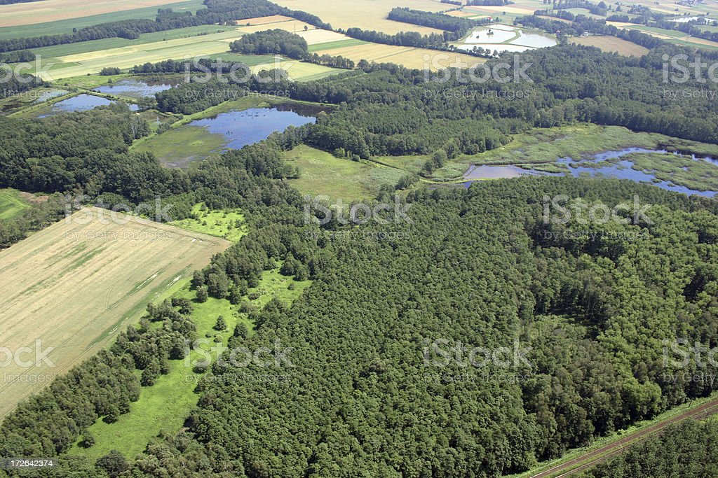 aerial (1) royalty-free stock photo