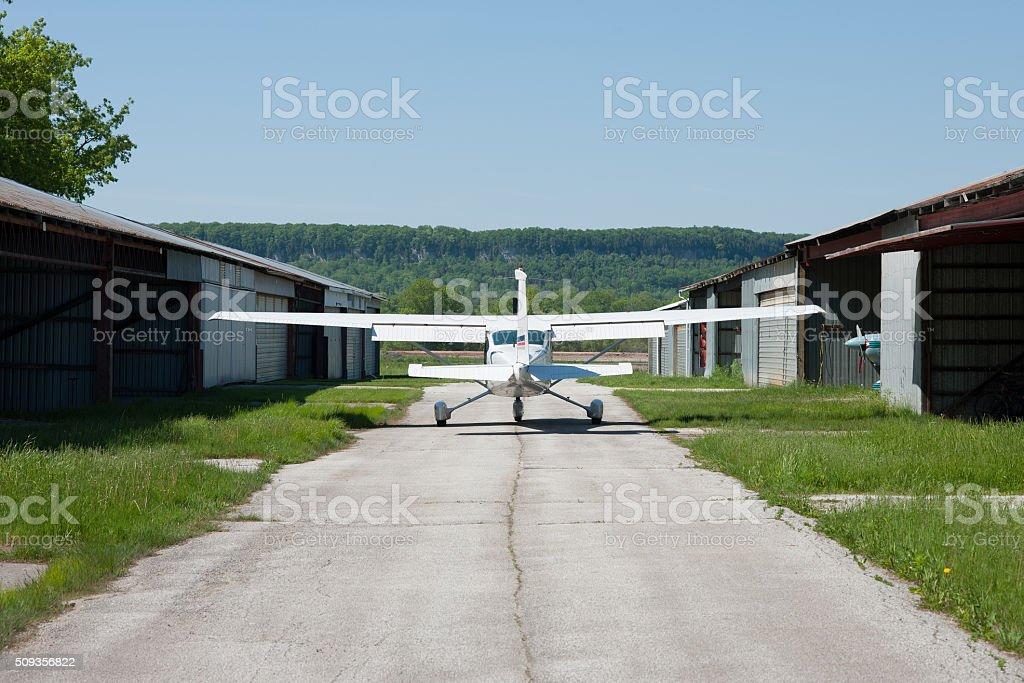 Aerial Scenes stock photo