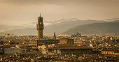 aerial view florence