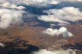 Aerial View Tanzania