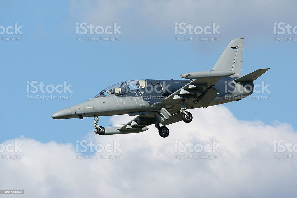 Aero L-159 Alca royalty-free stock photo