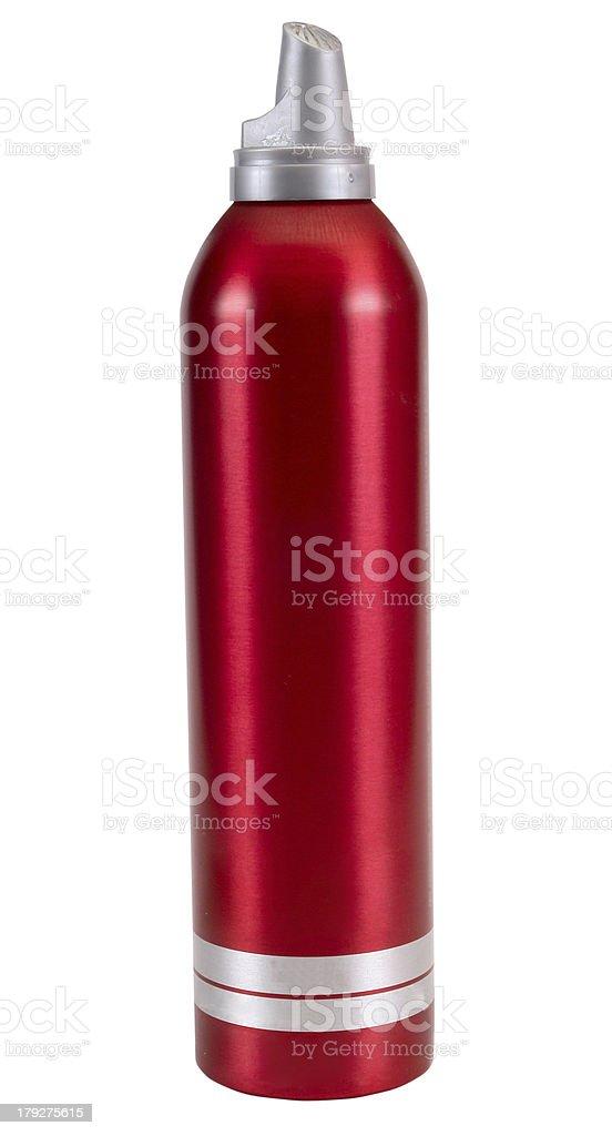 aerosol balloon stock photo