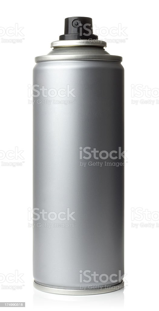 Aerosol Can royalty-free stock photo