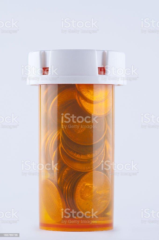 Affordable Medicine stock photo