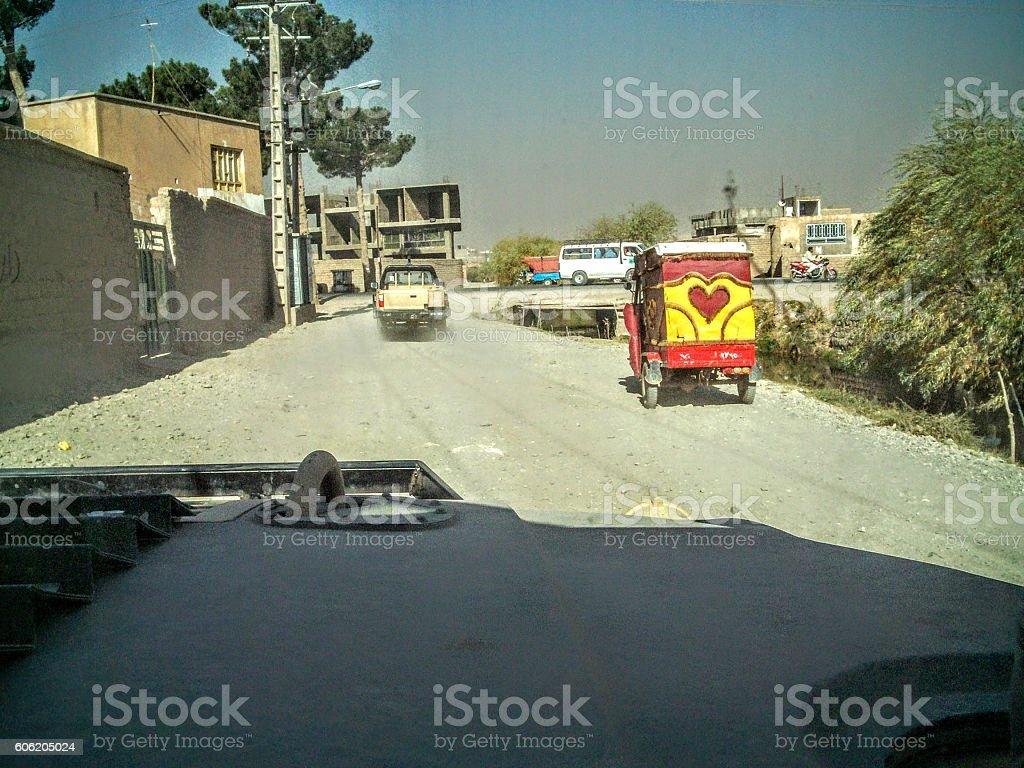 Afghanistan stock photo