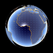 Africa and Europe in The Digital World