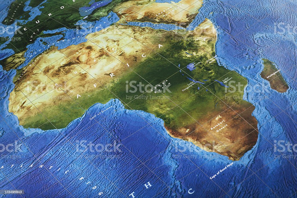 Africa royalty-free stock photo