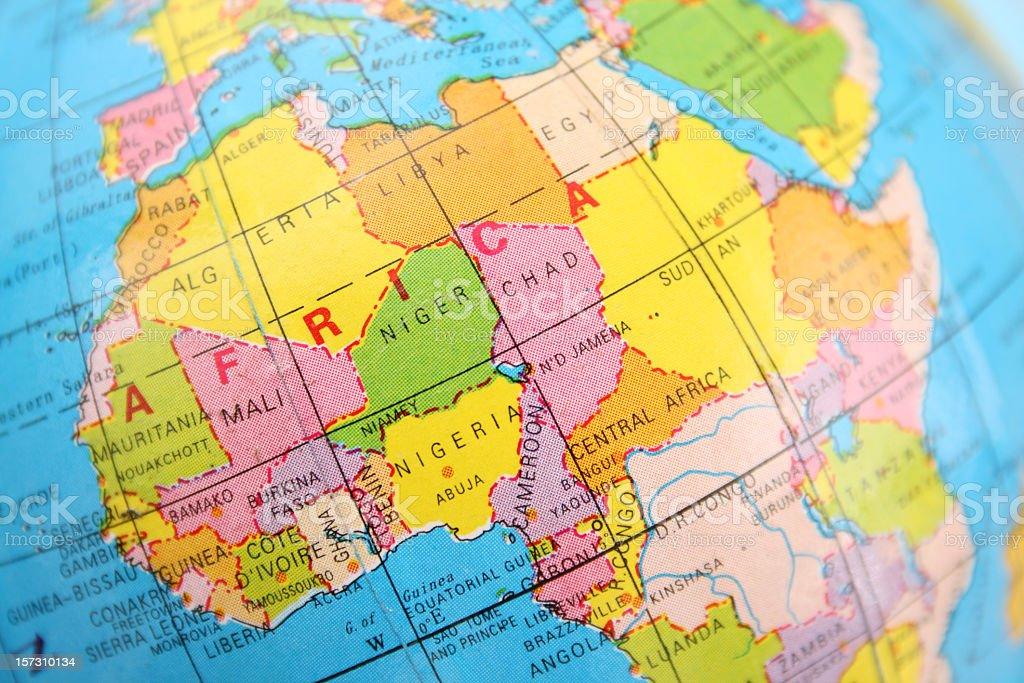 Africa stock photo
