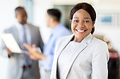 african american female vehicle sales consultant