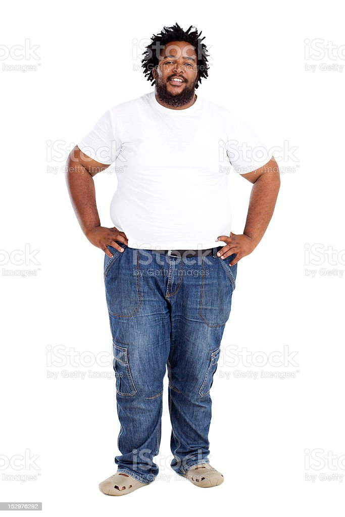 african american man stock photo