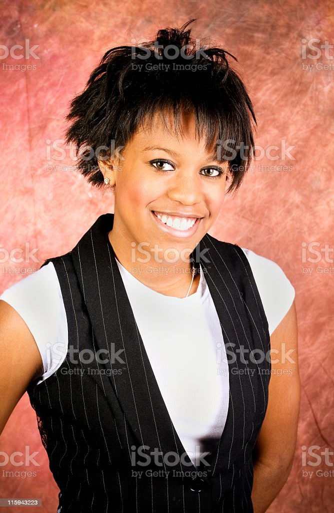 african american portraits royalty-free stock photo