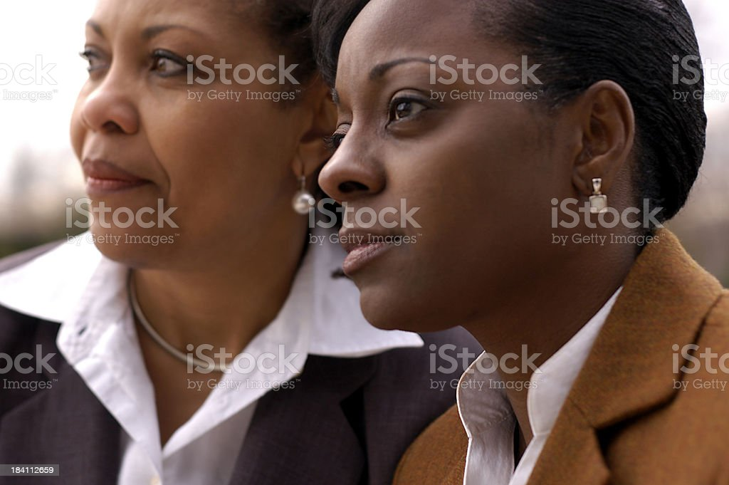 African American women in business stock photo