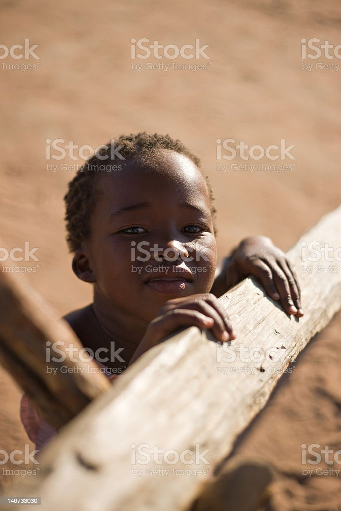 African child royalty-free stock photo