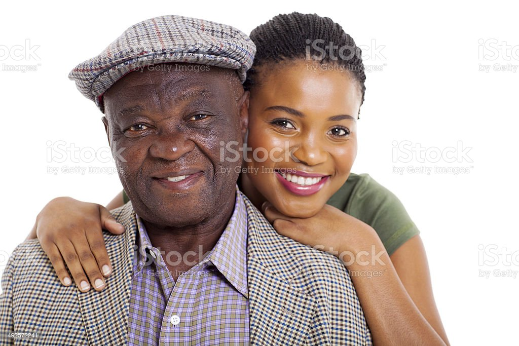 Image result for AFRICAN DAD WITH HIS DAUGHTER WHO IS MARRIED