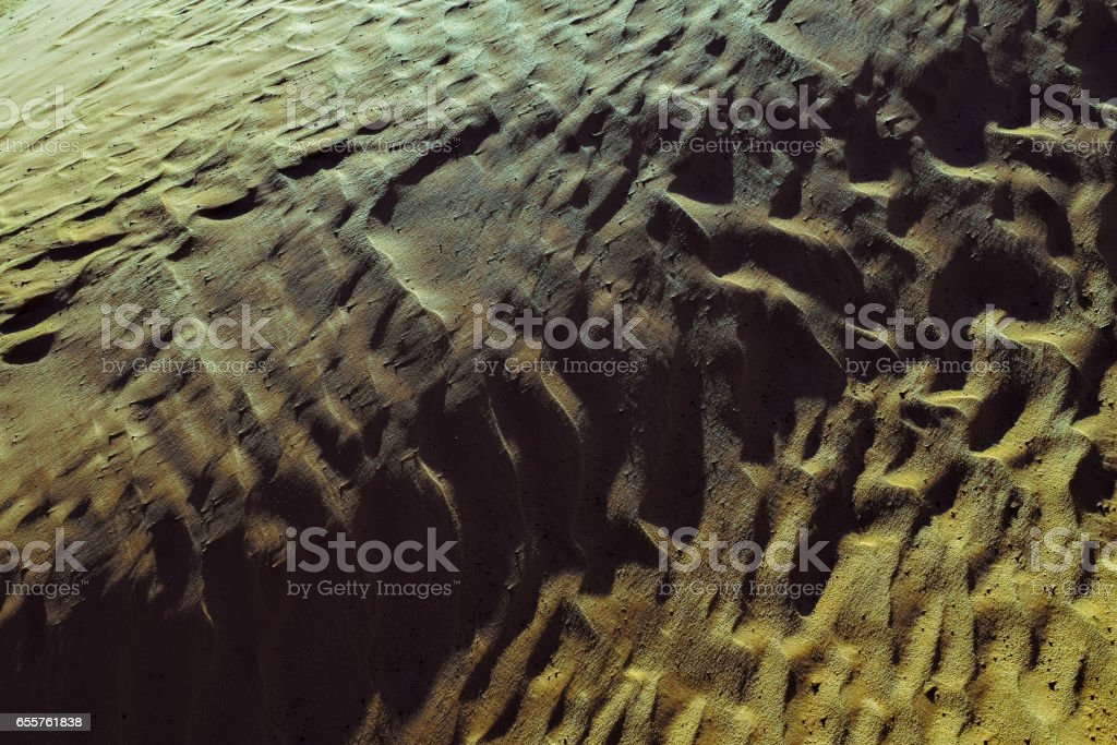 African Desert Texture, Wallpaper and Background stock photo