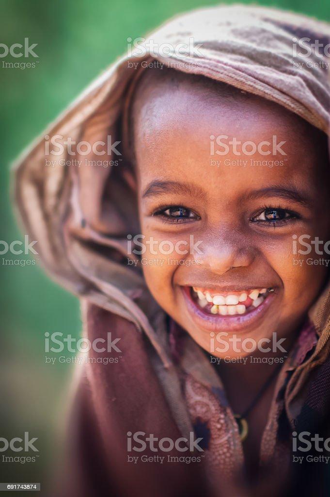 African Girl Beuaty stock photo