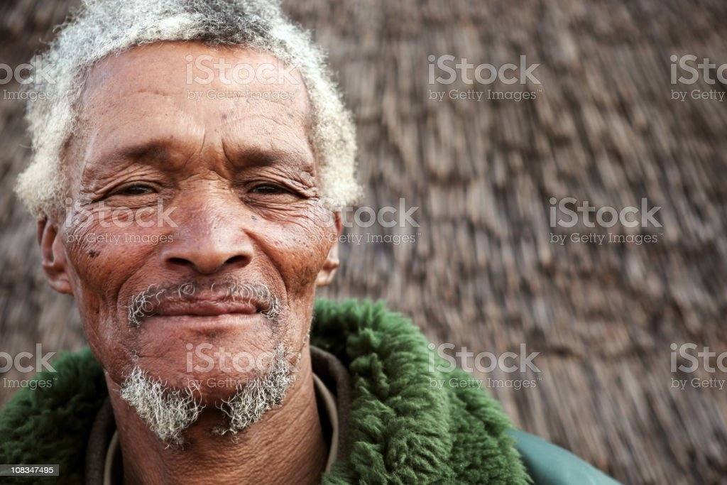 African man stock photo