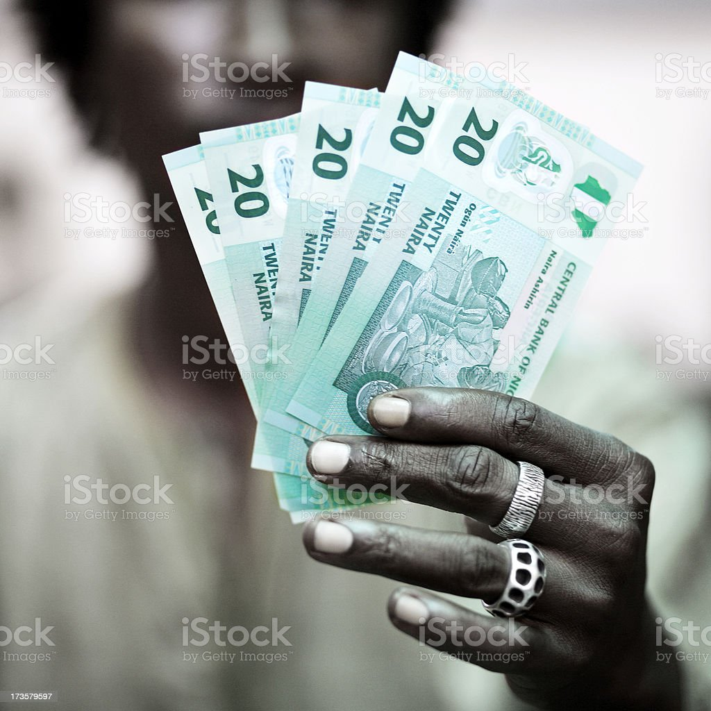 african money royalty-free stock photo